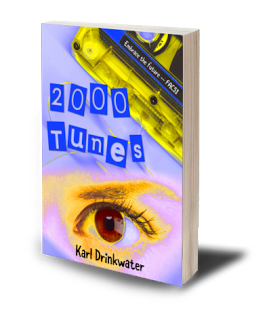 Cover of 2000 Tunes by Karl Drinkwater
