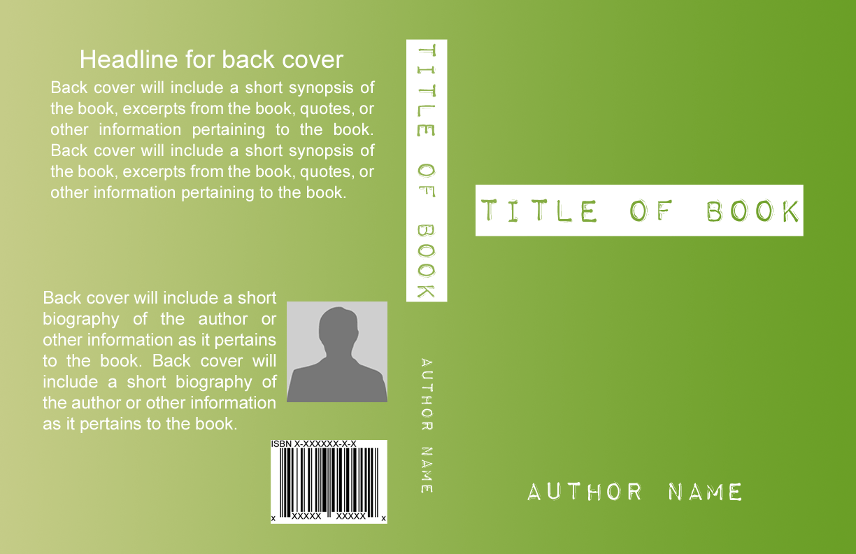 book covers design templates