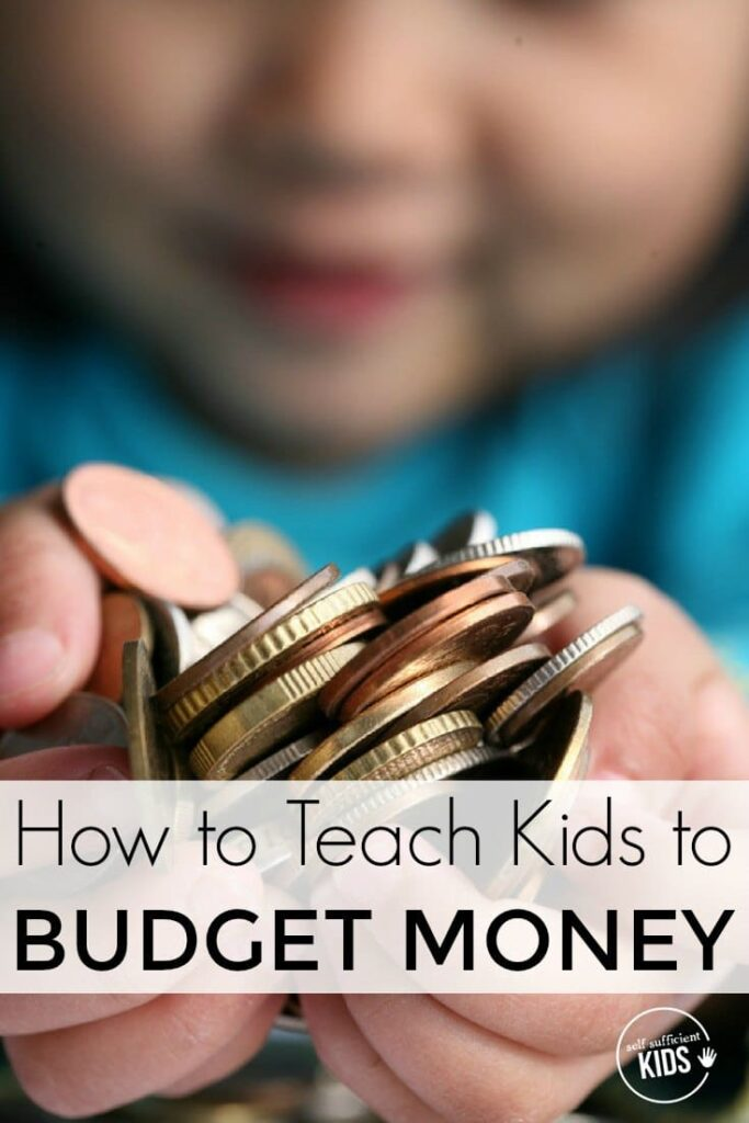 How to Teach Kids to Budget Their Money Free Printables - help me budget my money for free