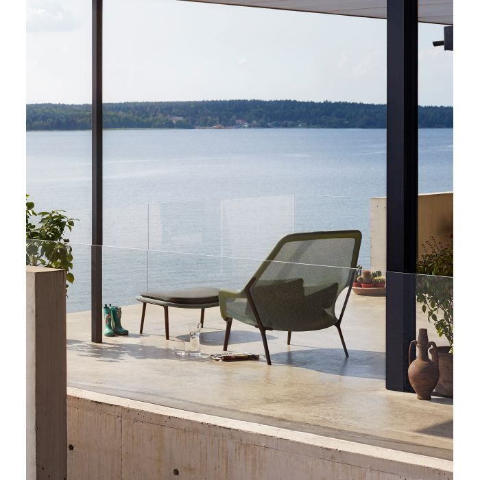 Lounge Sessel Thonet Vitra Slow Chair - Selig Wohndesign