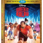 Wreck-It Ralph (3D/Bluray/DVD Combo)