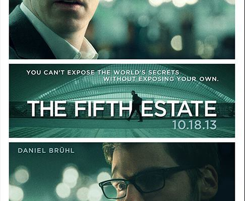 The Fifth Estate Poster Date