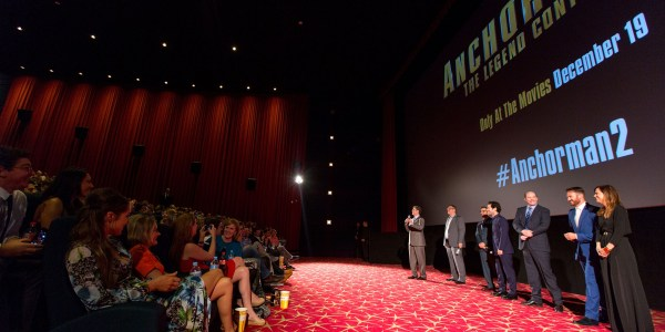 PHOTOS: Anchorman 2: The Legend Continues Sydney Premiere