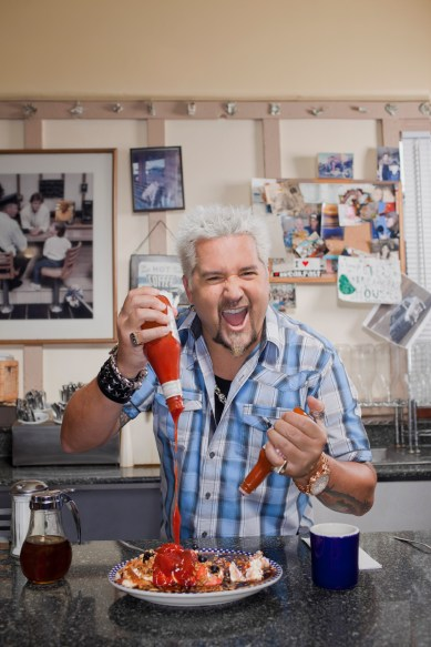 Guy Fieri, Food Network