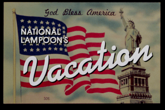 NL Vacation Title Card