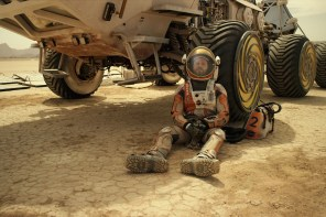 The Martian – Review by Liz Casanova