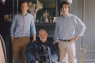 De Palma documentary Noah Baumbach and Jake Paltrow dallas movie review dallas film review