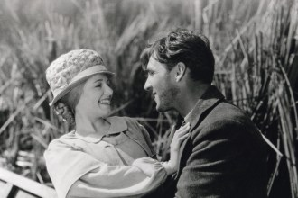 SUNRISE (1927) still