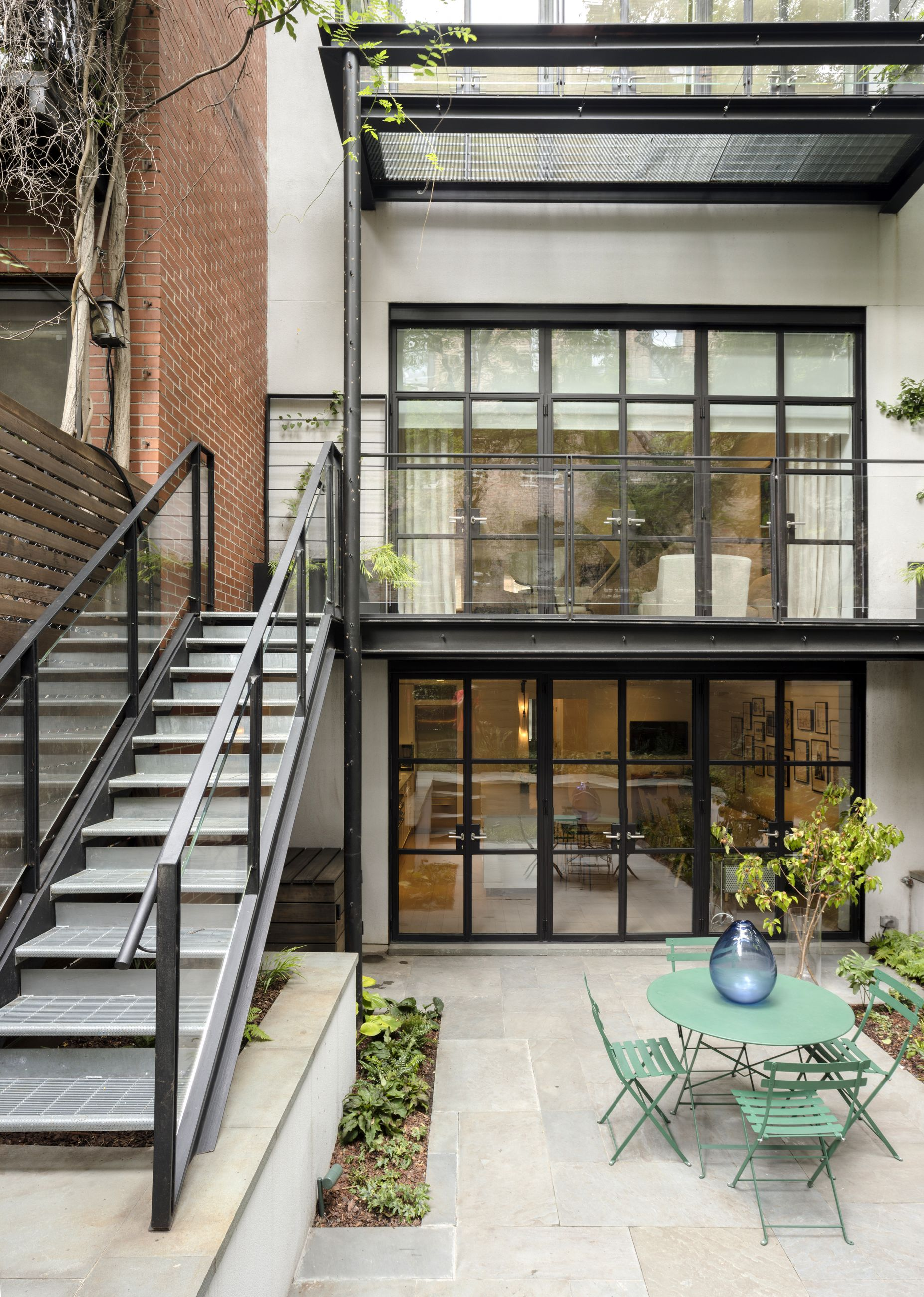 Lit Palette Design Chelsea Townhouse - Selldorf Architects - New York