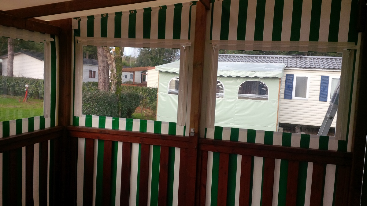 Amenagement Terrasse Mobil Home Mobile Home Sellerie Biscay