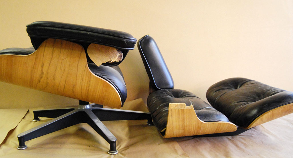 Eames Arm Chair Why Sell Bad Conditioned Herman Chairs To A Reliable Company