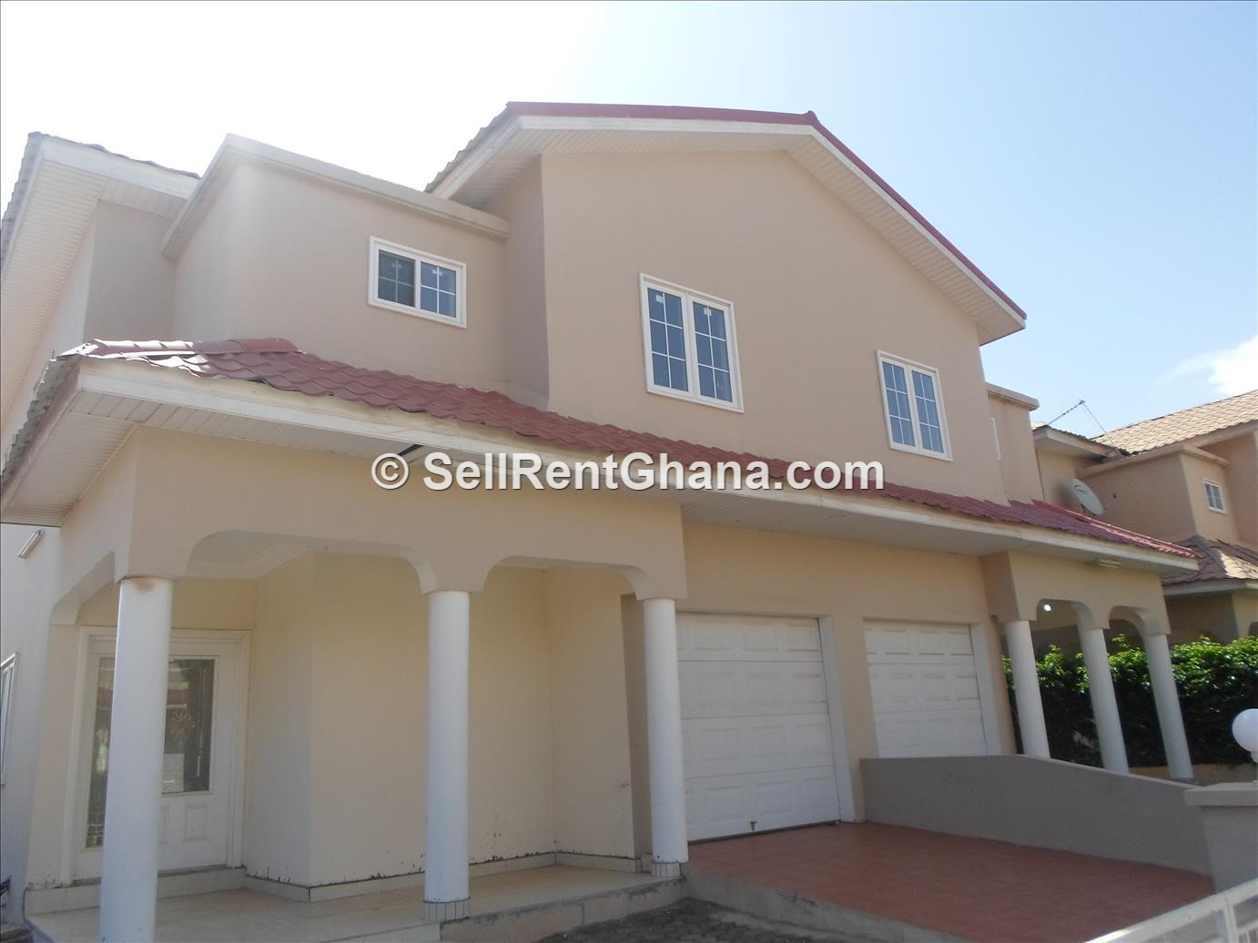 1 Bed House For Sale 3 Bedroom House For Sale Spintex Sellrent Ghana