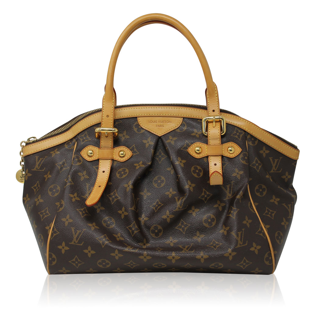 Tivoli Gm Louis Vuitton Tivoli Gm Monogram Handbag Purse