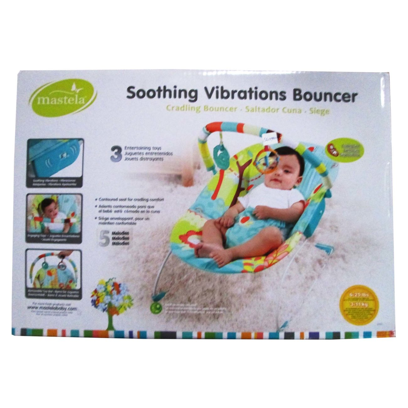 Bouncer Baby Soothing Vibrations Bouncer Baby Bouncer