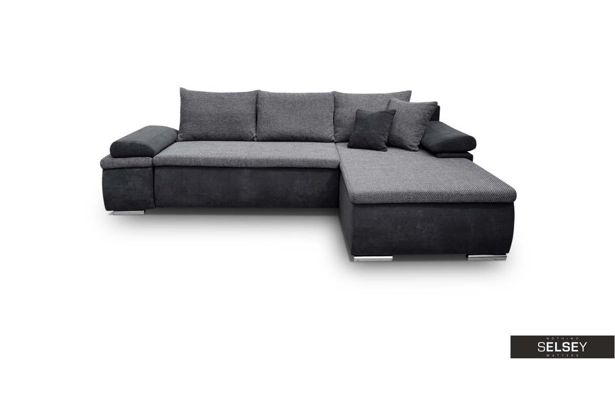 Ecksofa L Ecksofa Regano L Mit Bettfunktion