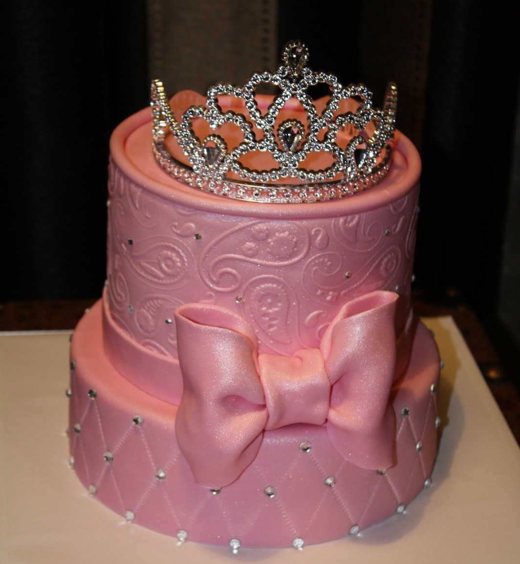 Gateau De Princesse Gateaux Theme Princesse