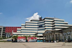 Kantor Pusat Bank Jateng Semarang Pemuda