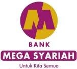 Logo Bank mega syariah BMS