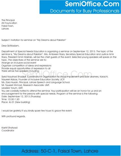 Formal invitation letter guest speaker cv resumes maker guide formal invitation letter guest speaker how to write a formal invitation to a guest speaker invitation stopboris Gallery