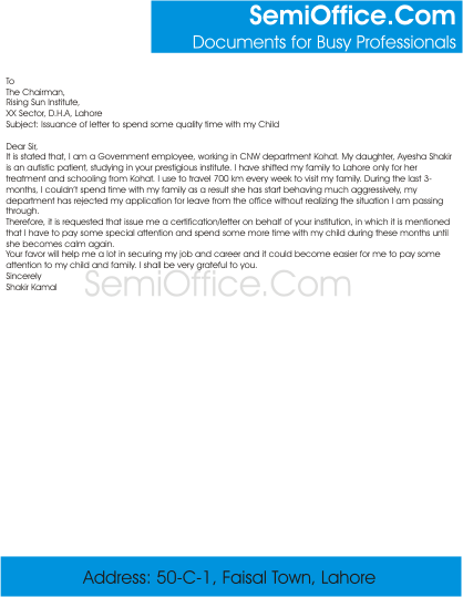 Request Letter Format For Certificate Resume Pdf Download