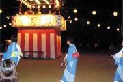尾崎の盆踊り