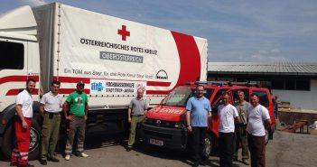 Humanitarna pomoć - Odžak