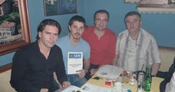 Senad Ahmetovic i Mirsad Krupalija