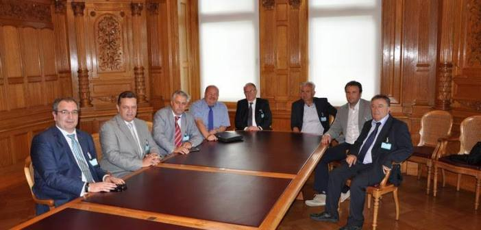 Prva sjednica Stalne parlamentarne grupe BiH pri švicarskom parlamentu