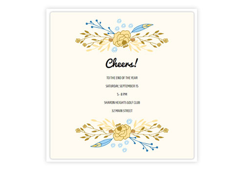 Online Wedding Invitations for the Modern Couple Sendo