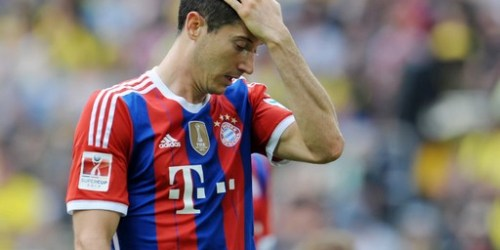 FOOTBALL : Borussia Dortmund vs Bayern Munich - Supercoupe d Allemagne de football - 13/08/2014