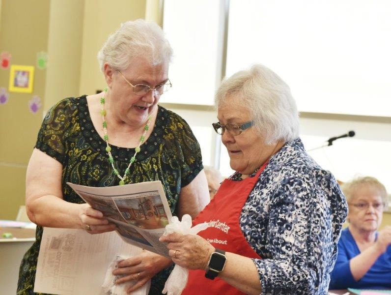 2018 Crow River Senior Center Volunteer Appreciation - Senior