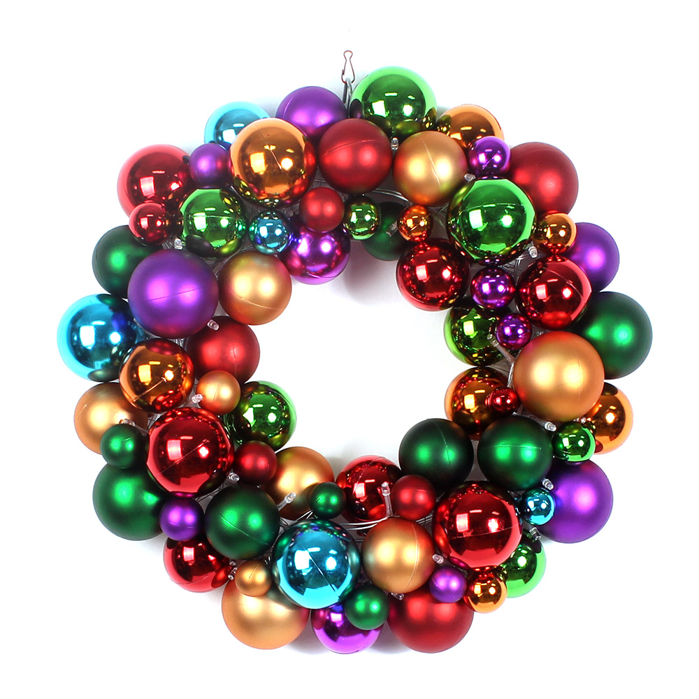Pantone Christmas Ornaments The Best Selling Christmas Ball Wreath Christmas Decoration