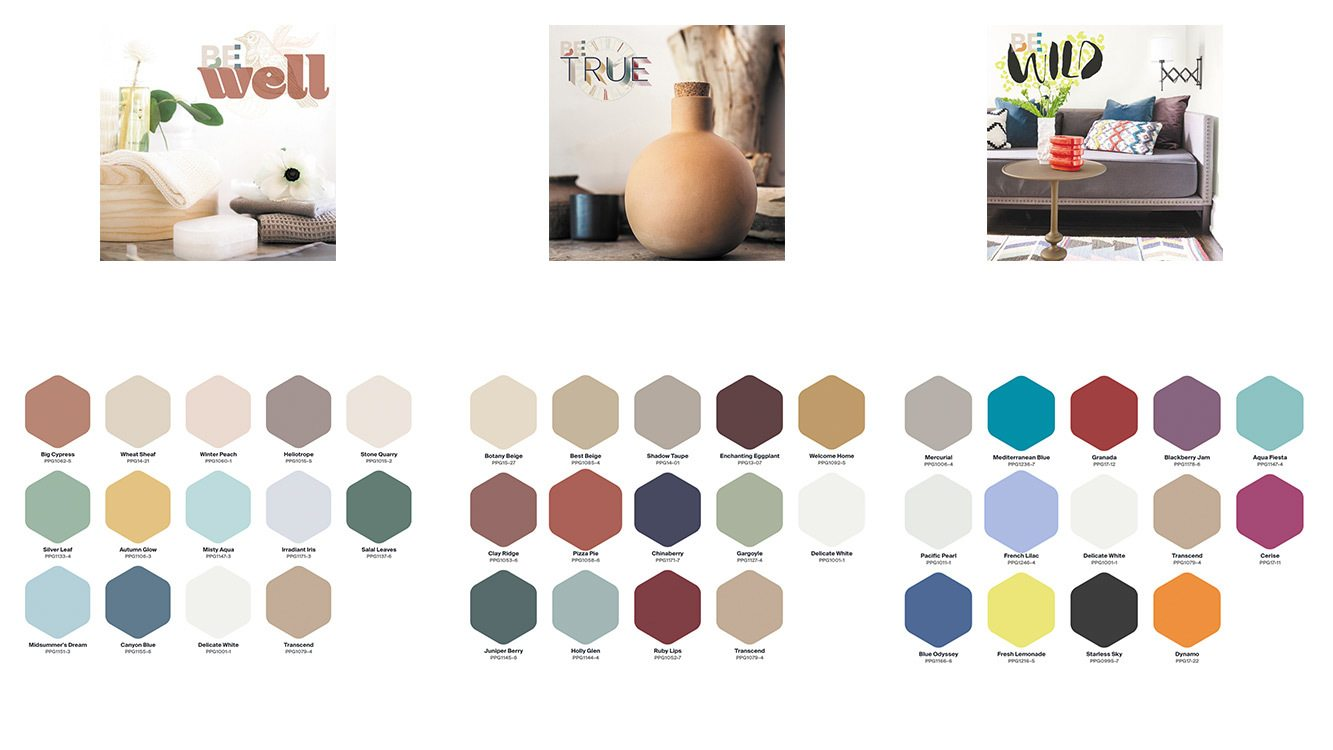 Color Of The Year 2021 Six Takes On Color Trends Sensational Color