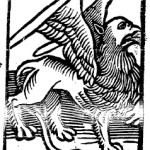 """The """"grype"""" from The Noble Lyfe, p. 103"""
