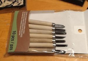 Senseshaper-Carving Tools