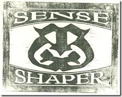 Senseshaper Woodcut- First Printing