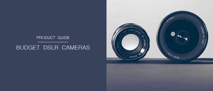 Best Budget, Entry-Level DSLR Cameras for 2016