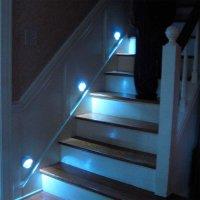 Path Lights wireless LED stair lights