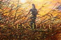 Sensitive - The Untold Story - Gold Leaf Painting ...