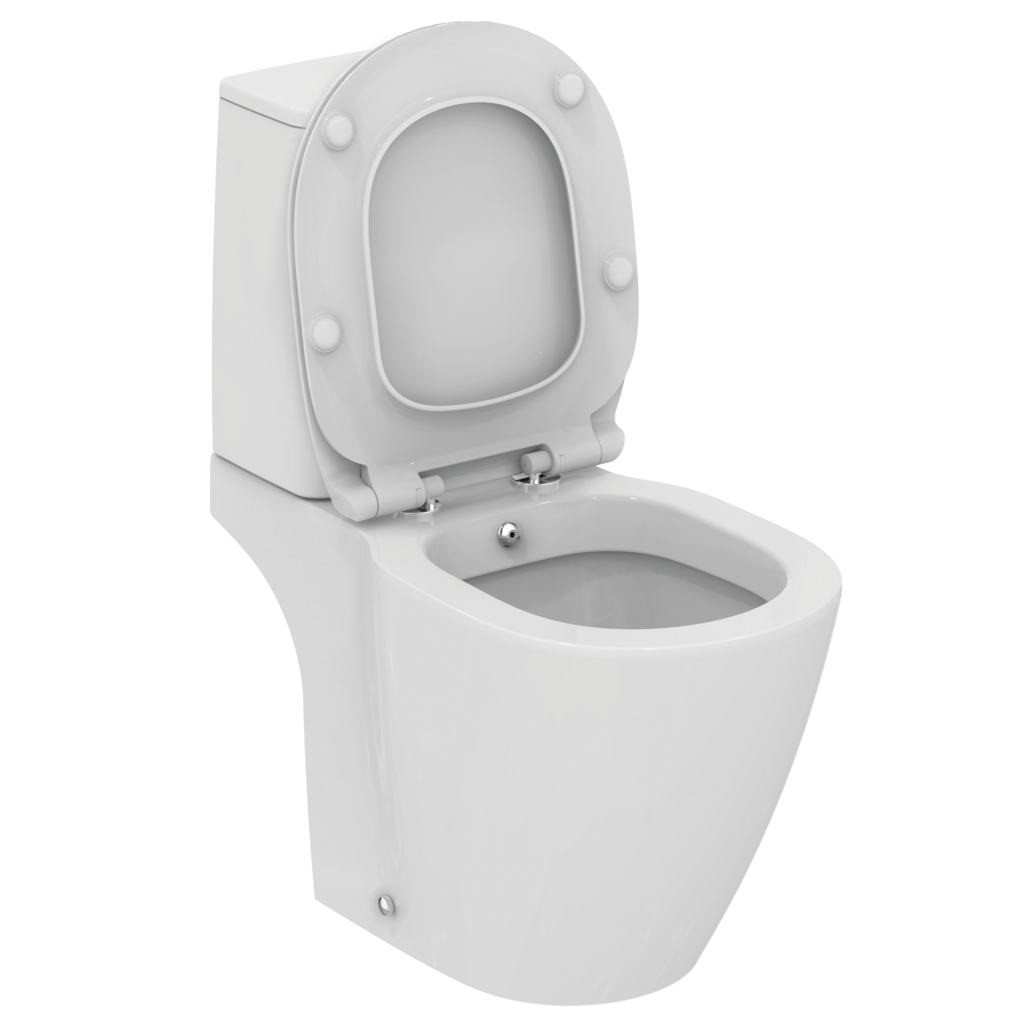 Promo Wc Vas Wc Ideal Standard Connect Cu Functie E781801 Promo
