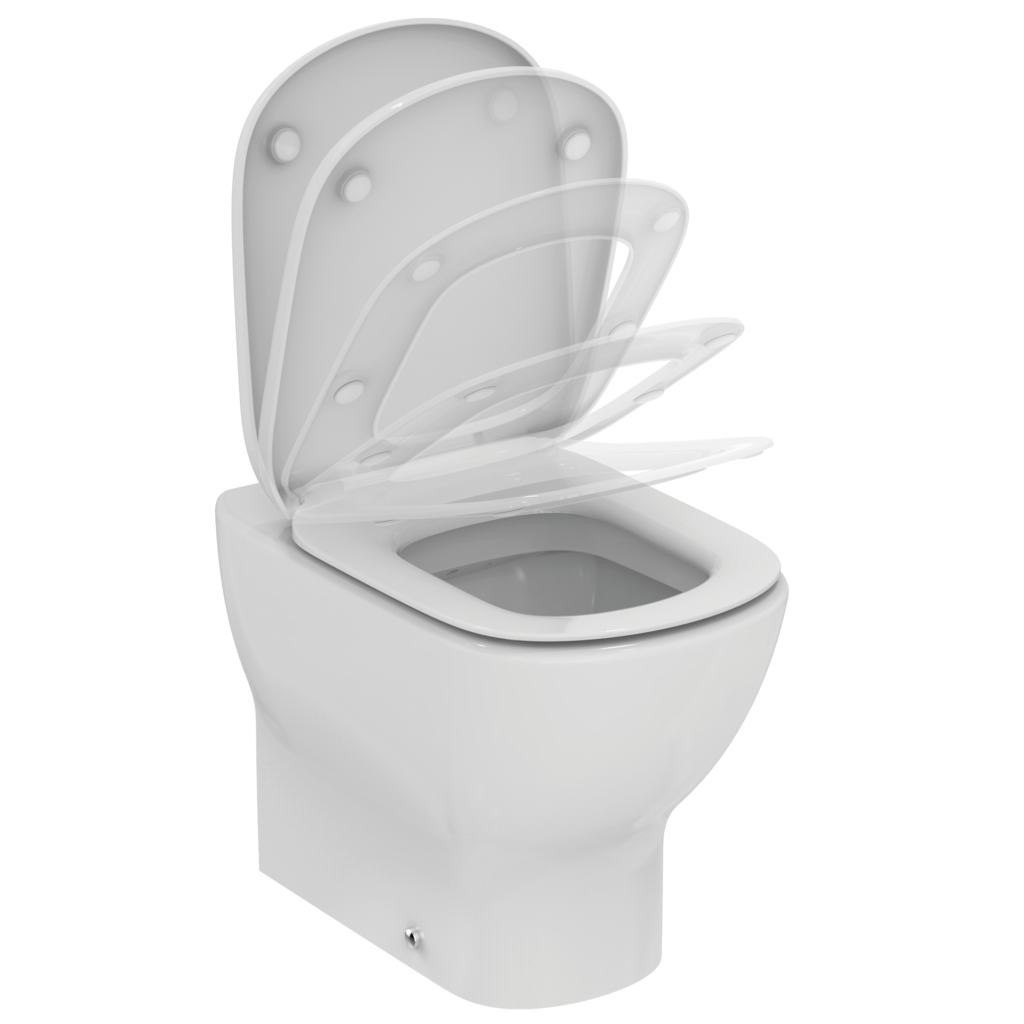 Promo Wc Vas Wc Ideal Standard Tesi Back To Wall T007501 Promo