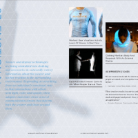 The Mood Sweater featured in PSFK Future Of Wearable Tech Report