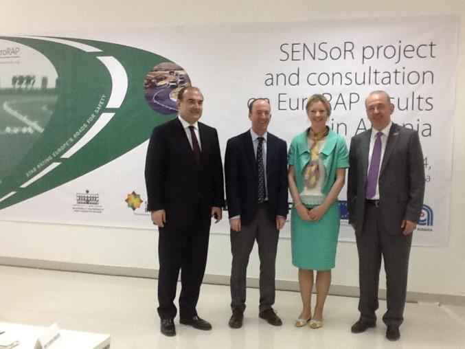 SENSoR Project News