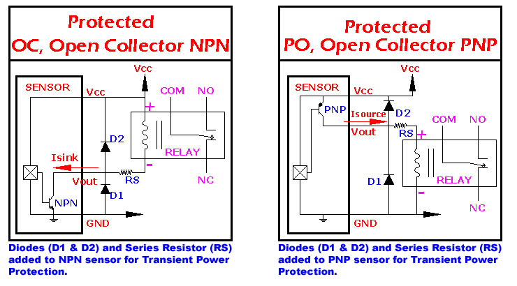 How To Hook Up a Digital Magnetic Sensor to a Relay Sensor