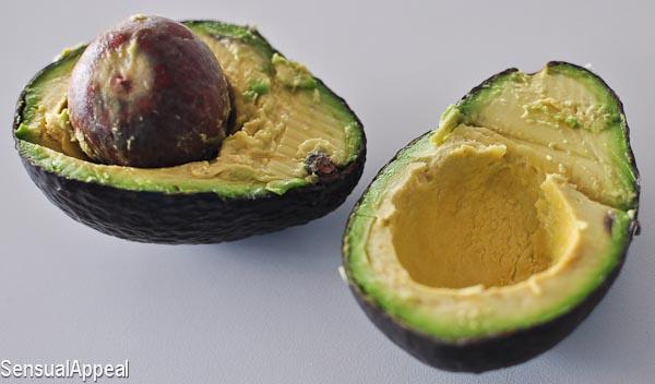 Chocolate Avocado Banana Pudding