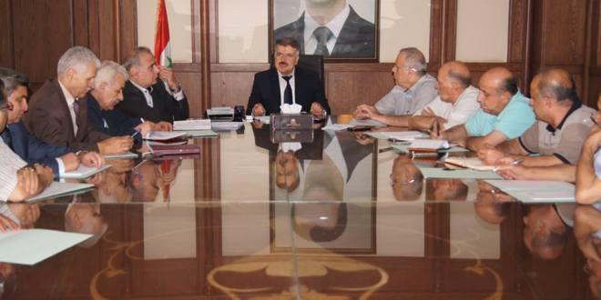 sensyria - وزارة الكهرباء