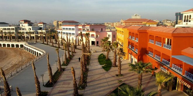 sensyria - وزارة السياحة