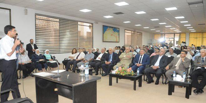 وزير الكهرباء السوري