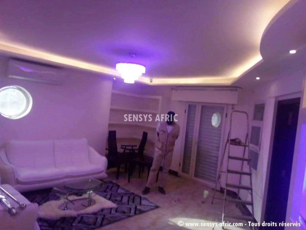Décoration d intérieur dakar faux plafond dakar sénégal