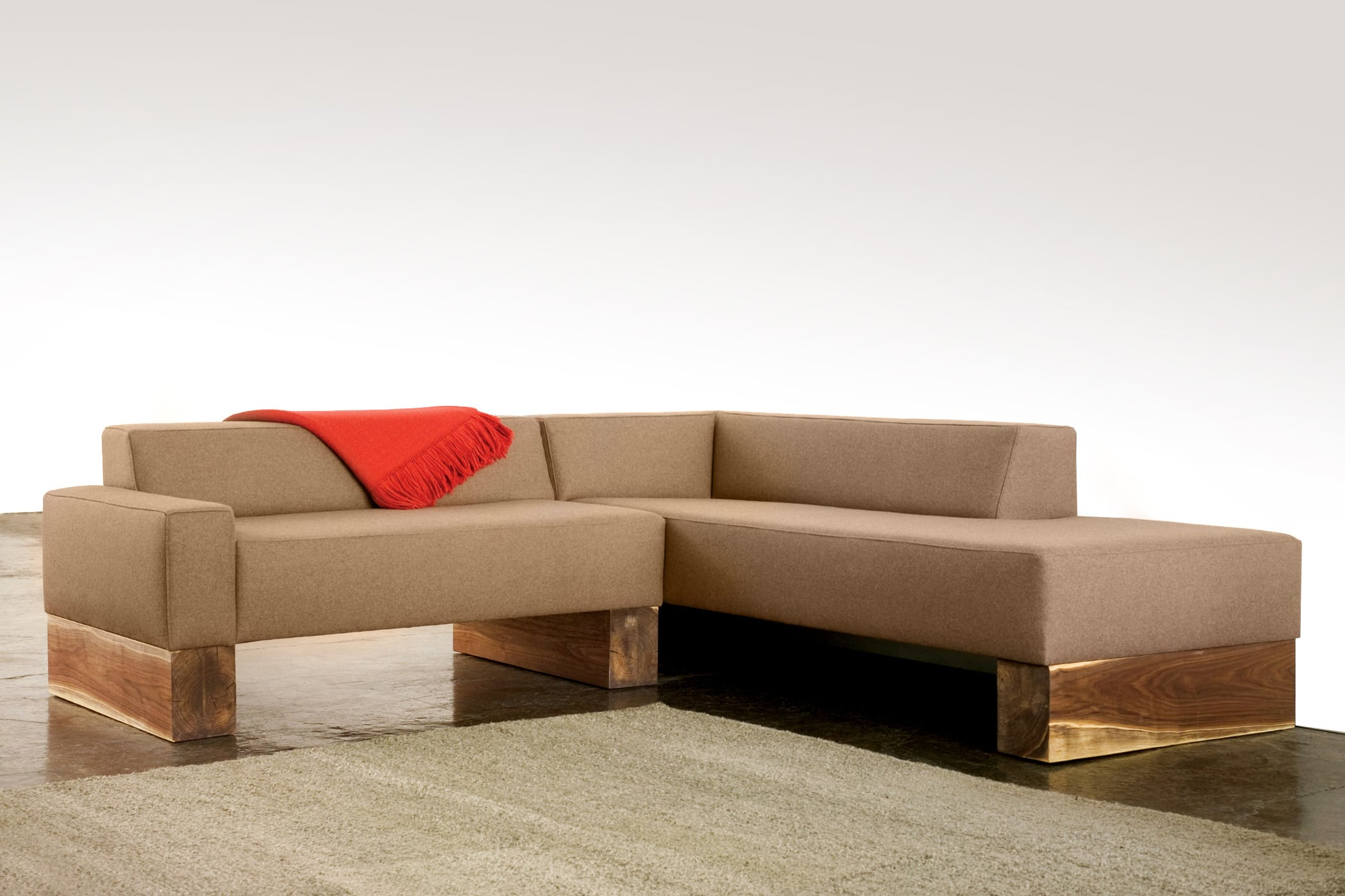 Beam Modern Sofa Collection Brooklyn Nyc Sentient